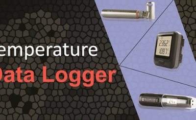 Data logger temperature