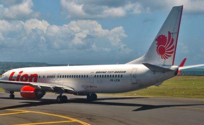 Pesawat Lion Air JT 610